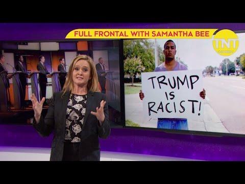 TNT COMEDY | FULL FRONTAL WITH SAMANTHA BEE | VORWAHLEN: WAS ZUR HÖLLE IST PASSIERT?