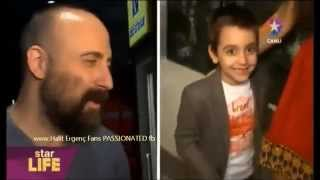 Halit Ergenc & Ali in a birthday party 7 2 2015