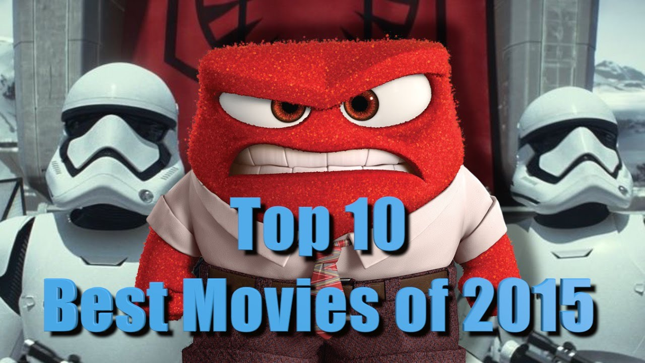 Top 10 Best Movies Of 2015 - YouTube