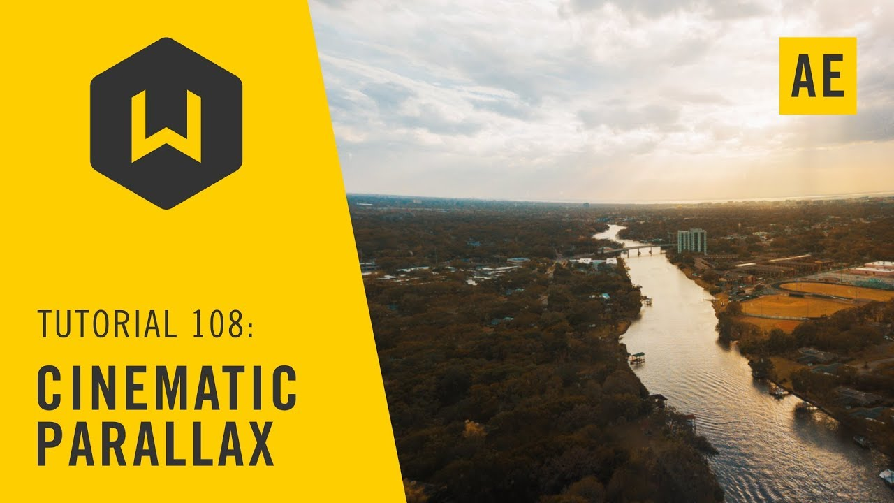 Creating a Cleaner and More Interesting Parallax Effect in