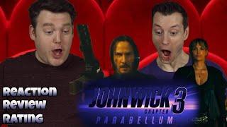 John Wick Chapter 3 - Trailer Reaction