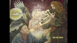 Fr. Kapaun painting Wendy Lewis portfolio
