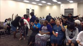 IMD Mass Choir Rehearsal   Holy Convocation 2013