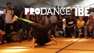 2VS2 BGIRL BATTLE | FINAL | IBE 2016