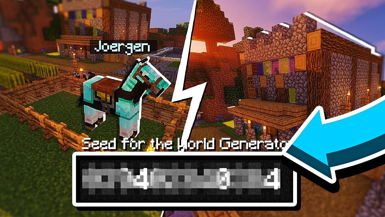 I Have The Seed To Pewdiepie S Minecraft World Youtube