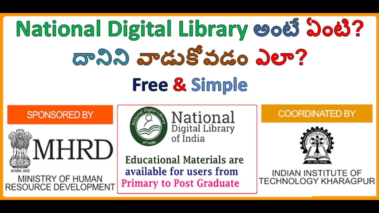 National Digital Library of Theses and Dissertations