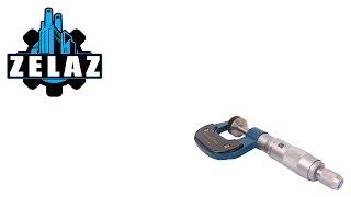 Микрометр МЗ-25-0,1(Подробнее:http://zelaz.ru/mikrometr-mz-25-01.html Купить Микрометр зубомерный МЗ-25-0,01 можно по тел: +7(495) 204-12-00. Микрометр зубом..., 2015-04-28T13:23:25.000Z)