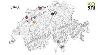 Fussballgeschichte: NLA Super League Schweiz