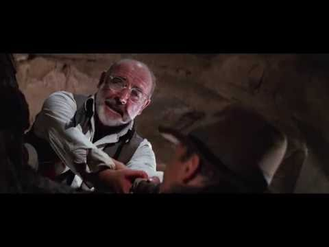 Indiana Jones and the Last Crusade - Indiana, Let it go