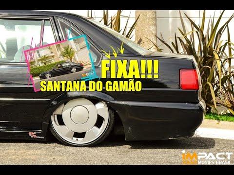Impact-Movies Brasil SANTANA DO GAMÃO MUITO BAIXO NAS ARO 18 FIXA - Amortece Suspensões