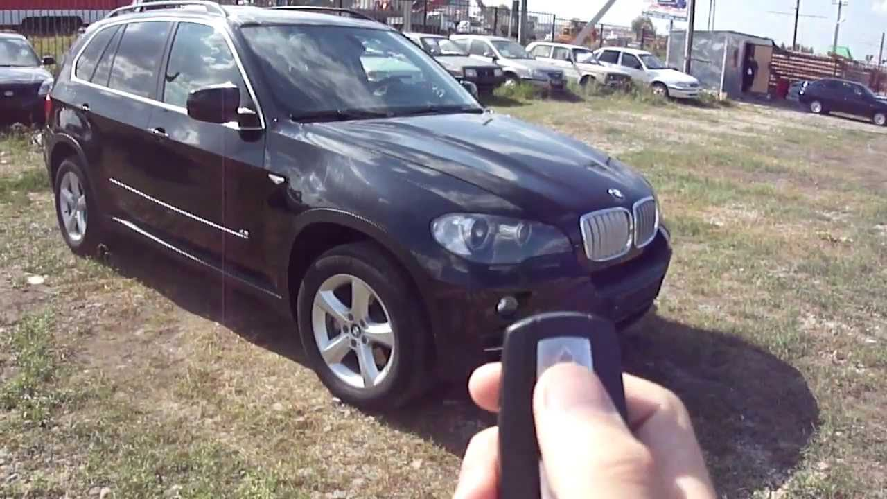 2008 Bmw X5 Start Up Engine And In Depth Tour