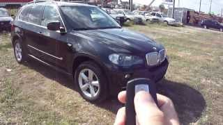 2008 BMW X5.Start Up, Engine, and In Depth Tour.