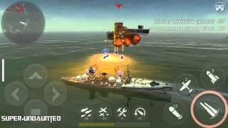 [WARSHIP BATTLE] Episode 13 Mission 2 - Attack Garapan