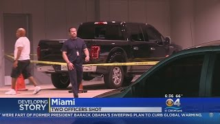 Officers Injured In Ambush Recovering