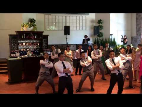 Wedding Kpop Dance Battle part 1