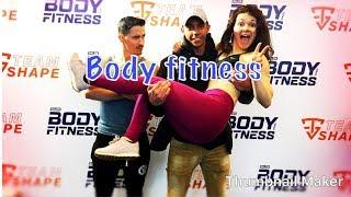 Je pique la copine de tibo inshape ?! Salon du body fitness 2018