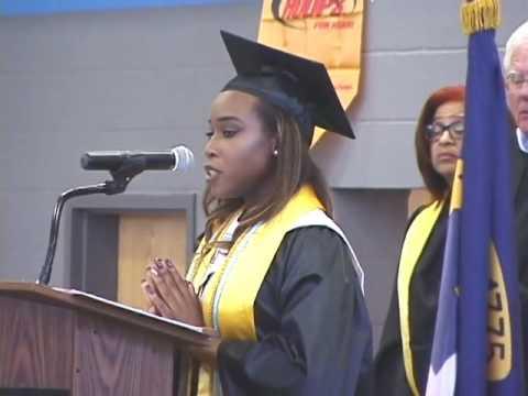 SandHoke Early College High School 2016 Graduation Video