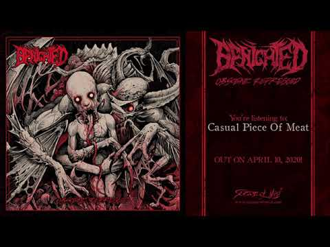 Benighted - Casual Piece Of Meat (official track) 2020