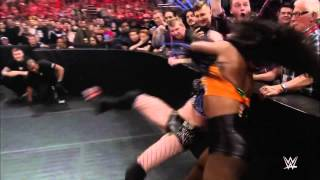 17 Barricade Blasting Moves: WWE Fury, May 31, 2015