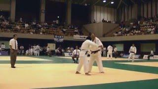 内股透かし(2014全日本実業団1回戦)