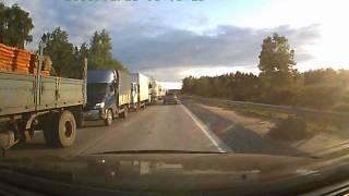 Ремонт дороги на киевском шоссе - вестник апокалипсиса.9