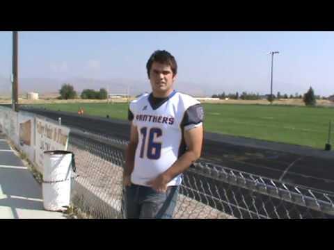 Carey School in Carey Idaho Points of Pride Senior Raymond Peck