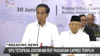 [TERBARU] Jokowi Ajak Prabowo dan Sandiaga Bersama-sama Membangun Bangsa