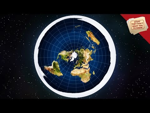 The Flat Earth Update | Stuff They Don't Want You to Know thumbnail