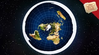 The Flat Earth Update | Stuff They Don
