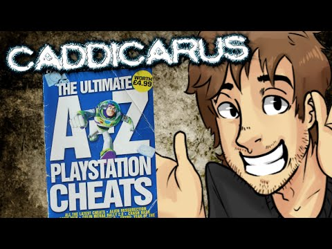 Playstation Cheats - Caddicarus