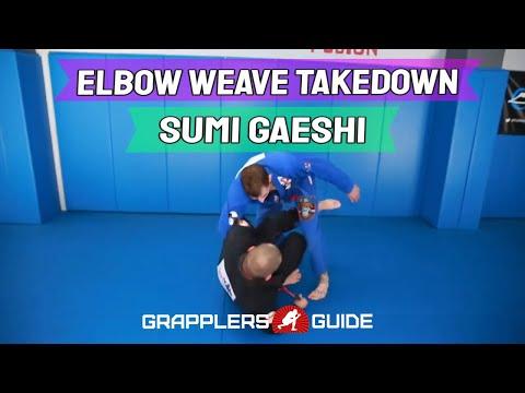 Vladislav Koulikov - Elbow Weave Takedown Series - Sumi Gaeshi