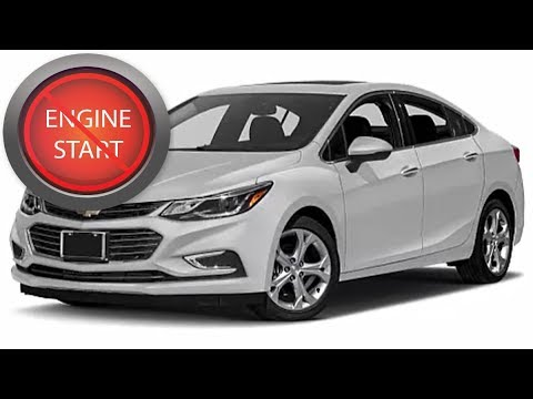 Chevrolet Cruze Open And Start Keyless 2017 Models With A Dead Key Fob Battery