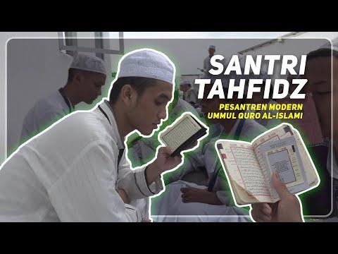 SANTRI TAHFIDZ PUTRA | PESANTREN MODERN UMMUL QURO AL-ISLAMI