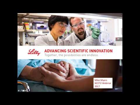 Eli Lilly - DEVELOPING YOUR IP AND STARTUPS THROUGH CORPORATE STRATEGIC ALLIANCES
