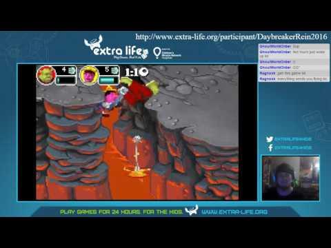 Extra Life Super Stream May 2016 Part 5 (Shrek SuperSlam)