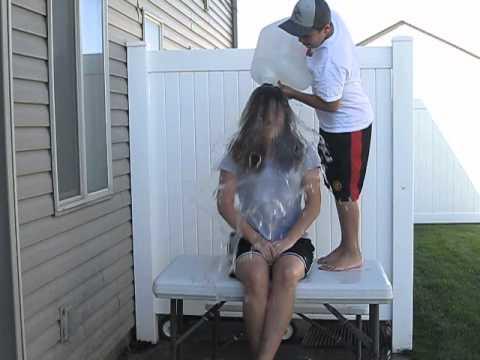 Casey's ALS Ice Bucket Challenge