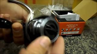 Unboxing  Shimano Aernos 2500 -Aliexpress.com
