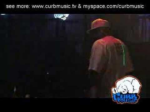 """Pimp C performs  """"murder"""" & speaks on hip-hop LIVE"""