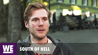 South of Hell | Zachary Booth on David Abascal | Premieres Friday, November 27