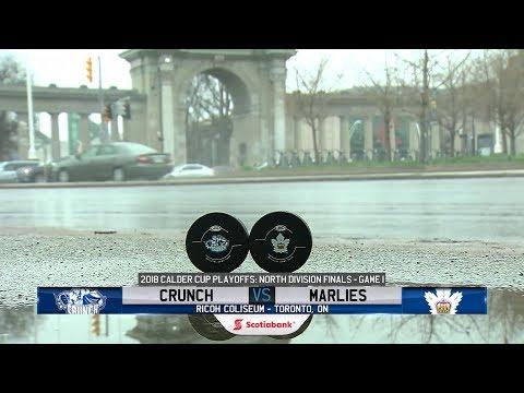 Scotiabank Game Highlights: Crunch at Marlies (Game 1) - May 3, 2018