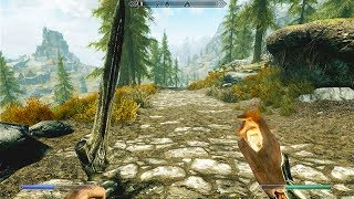 The Elder Scrolls V Skyrim Special Edition PC Ultra Settings Gameplay (Free for the Weekend!)