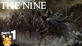 LOTR: BFME2 - Edain Mod - The Nine [Part 1] THE HUNT BEGINS!