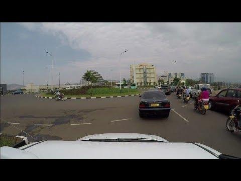 Geoffs street view :   Kigali City      Rwanda   Africa