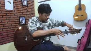 Gambar cover SORRY - PAMUNGKAS (COVER FINGERSTYLE)