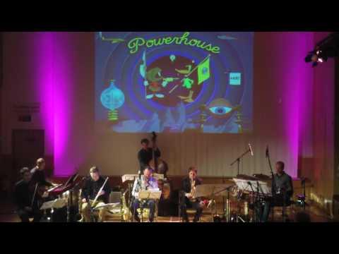 Powerhouse (Raymond Scott) - Stu Brown's Twisted Toons (live)