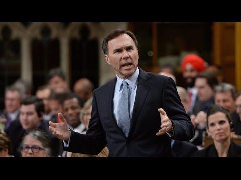 SHOCKING: Morneau mocks value of balanced budgets, won