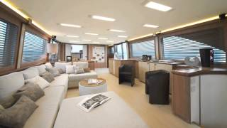 Monte Carlo Yachts 86 from Motor Boat & Yachting