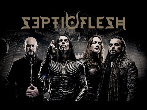 Septicflesh - live at ninkasi kao, lyon, france, 23.03.2015