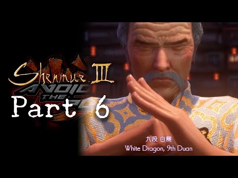 What Do You Mean WHITE Dragon? | Aris Plays Shenmue III: Part 6