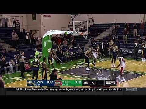 Guerschon Yabusele (23 points) Highlights vs. Fort Wayne Mad Ants